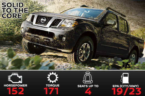 2016 Nissan Frontier at Team Nissan NH